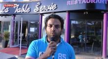 La  chorba gratuite du restaurant  La Table servie
