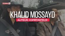Embarquez avec l'artiste  Khalid Mossayd