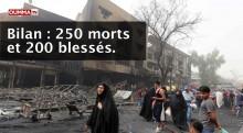 Une vidéo d'hommage aux victimes des attentats