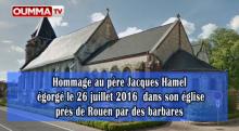 Hommage au père Jacques Hamel