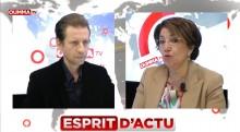 Entretien avec Bariza Khiari, déléguée nationale du mouvement d' E. Macron